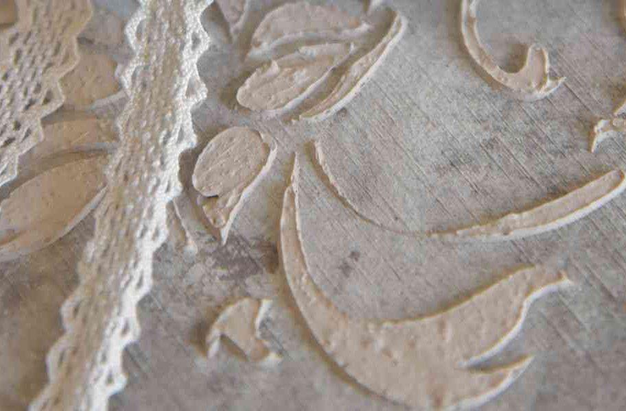 come ottenere basso rilievi e stencil in rillievo